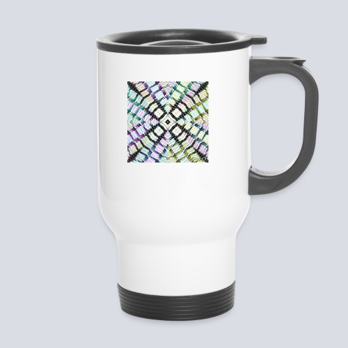 aBSTRAWIATURA 2 - Travel Mug