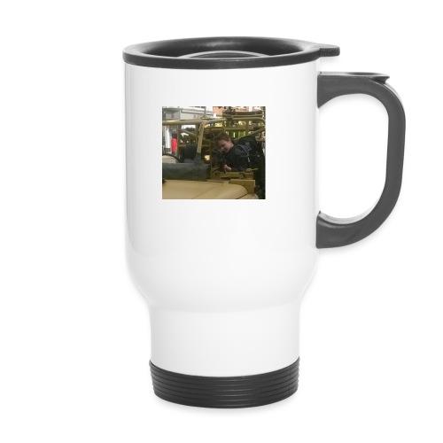 The Chromebook gamer mark.1 - Thermal mug with handle