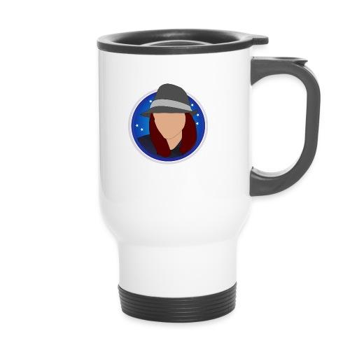 discoblue - Thermal mug with handle