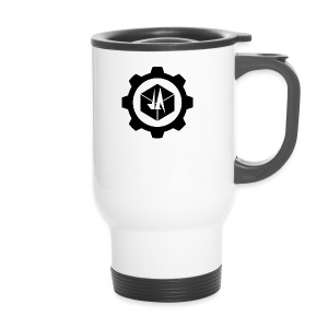 Jebus Adventures Logo (Transparent) - Travel Mug