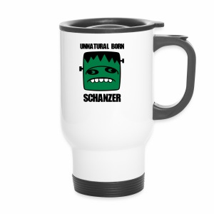Fonster unnatural born Schanzer - Thermobecher