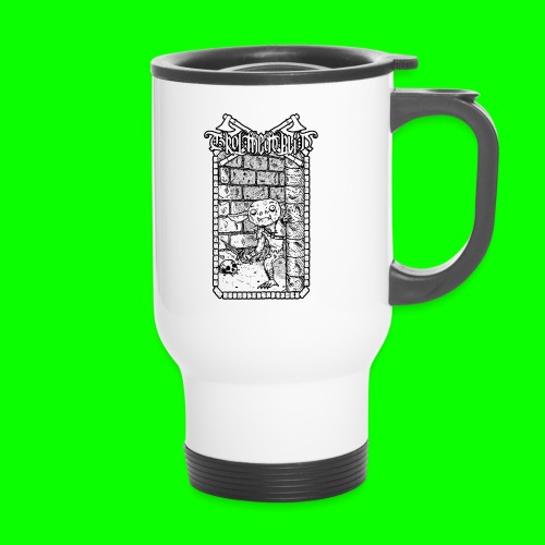 Return to the Dungeon - Thermal mug with handle
