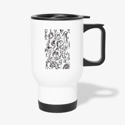 Airbourne Fauna - Travel Mug