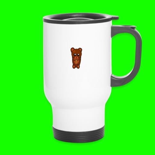 Bearteddy png - Thermal mug with handle