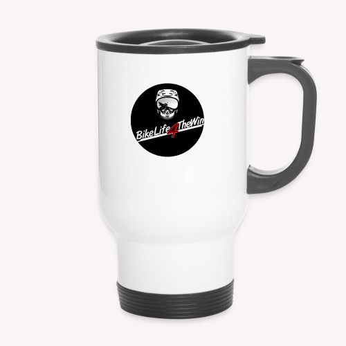 motorcycle Logo 2 - Travel Mug