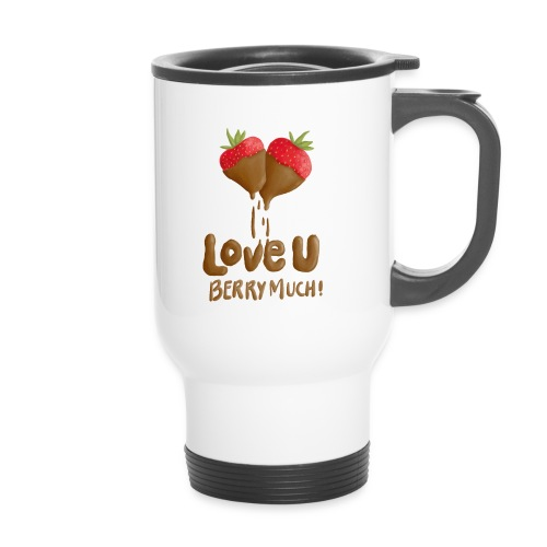 Love U berry much - Termosmugg