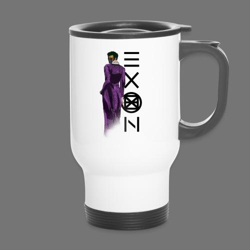 Emotionless Passion Exon - Travel Mug