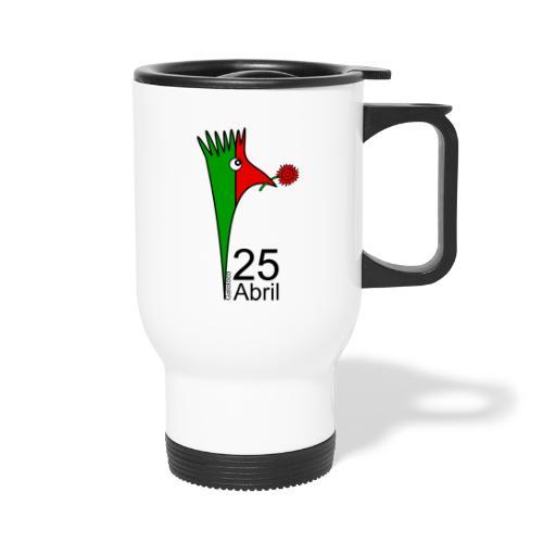 Galoloco - 25 Abril - Thermal mug with handle