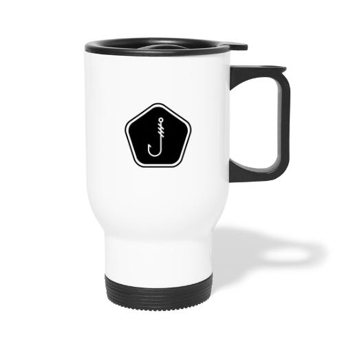 Black Hook - Thermal mug with handle