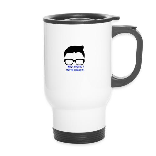 silloette - Thermal mug with handle