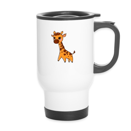 Mini Giraffe - Travel Mug