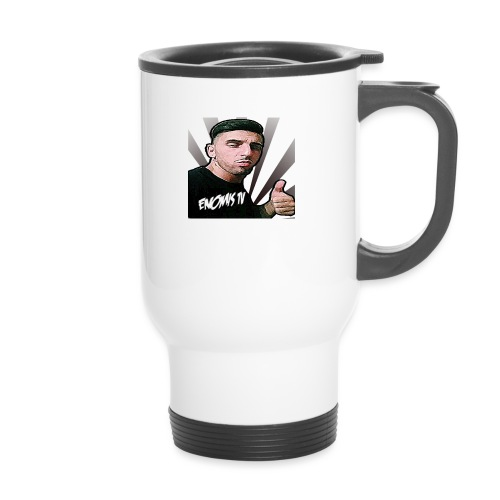 Enomis t-shirt project - Thermal mug with handle