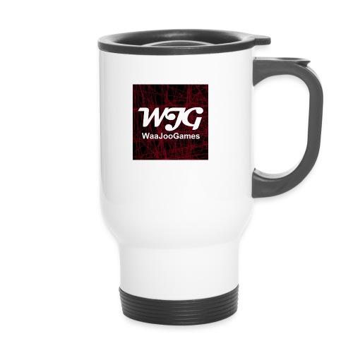 T-shirt WJG logo - Thermosmok met draagring