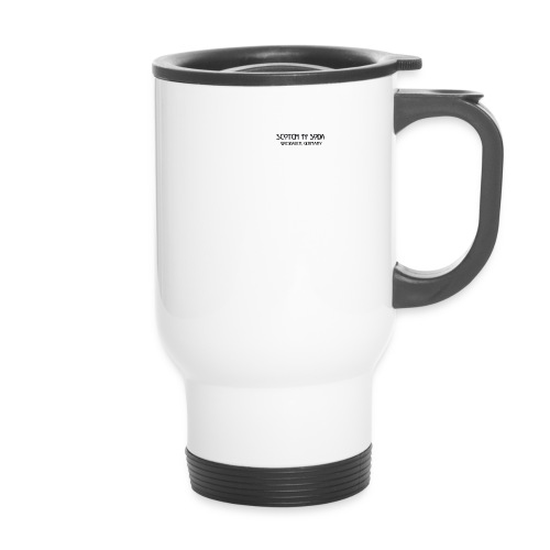 Goldgasse 9 - Front - Thermal mug with handle