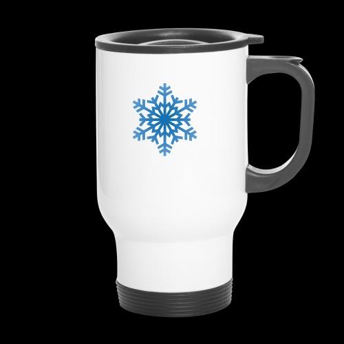 Snowflake - Termokrus med bærehåndtag
