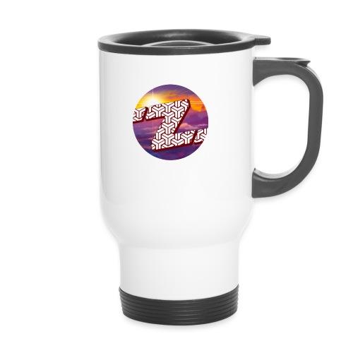 Zestalot Designs - Thermal mug with handle