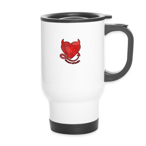 HEART OF HELL! - Mug thermos
