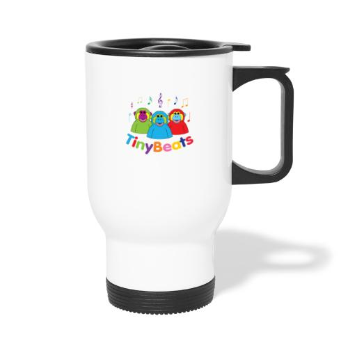 TinyBeats - Thermal mug with handle