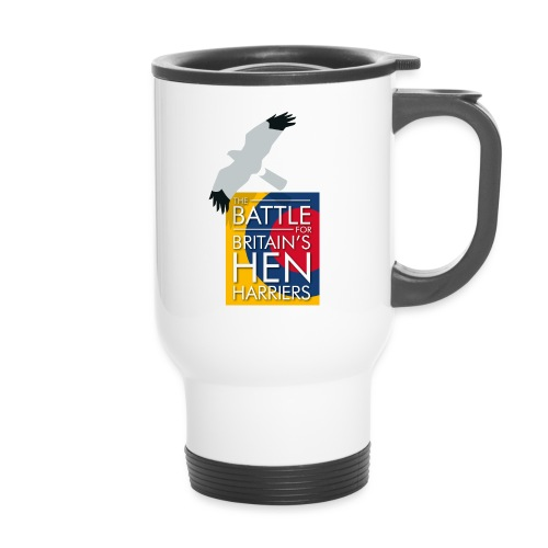 New for 2017 - Women's Hen Harrier Day T-shirt - Travel Mug