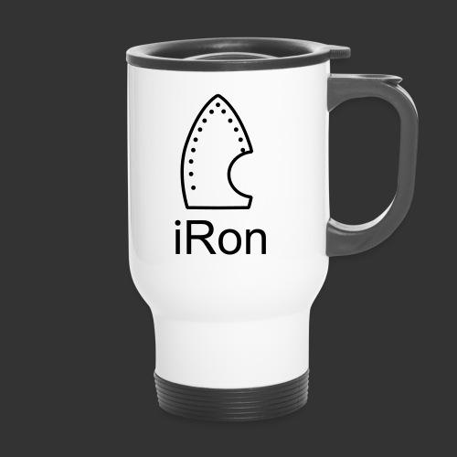 iRon - Thermobecher mit Tragegriff