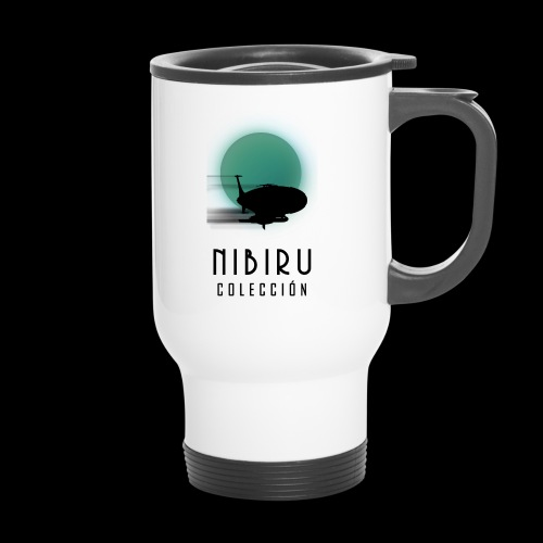 NibiruLogo - Termosmugg med handtag