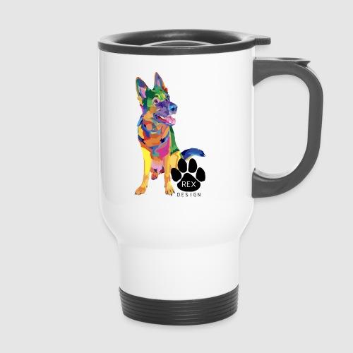 Here For You - Travel Mug