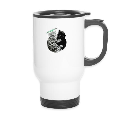 panther-jaguar special edition - Termokrus med bærehåndtag