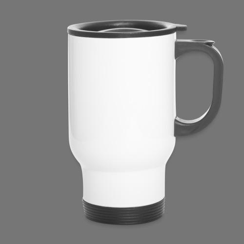 logoPAC-Blanc - Mug thermos