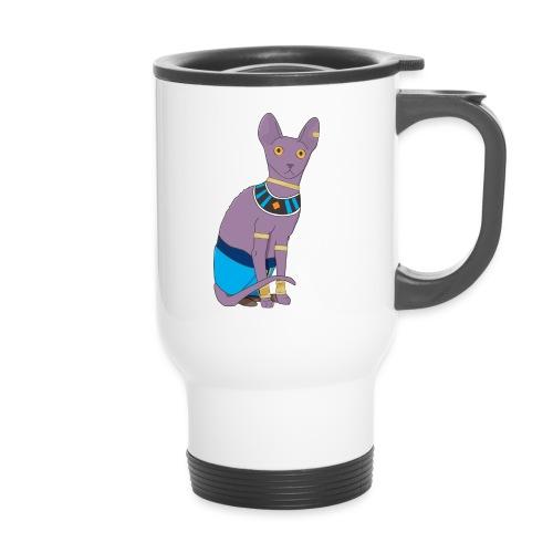 Sphynx cat - Mug thermos