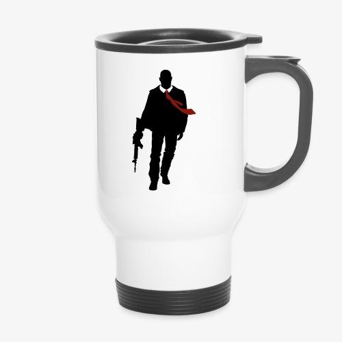 PREMIUM SO GEEEK HERO - MINIMALIST DESIGN - Mug thermos