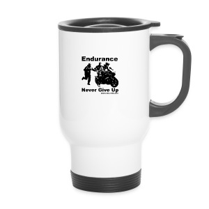 Race24 Push In Design - Travel Mug