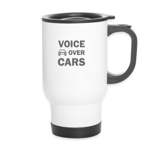 Voice over Cars - Thermobecher
