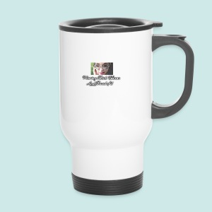 Thick Glasses Proud - Mug thermos