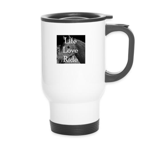 Life Love Ride - Thermobecher