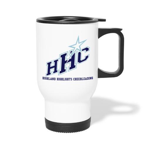 HHC - Thermobecher mit Tragegriff