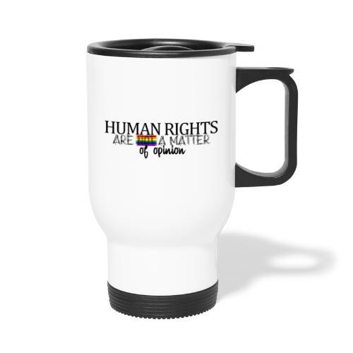 Huma rights - Termosmugg med handtag