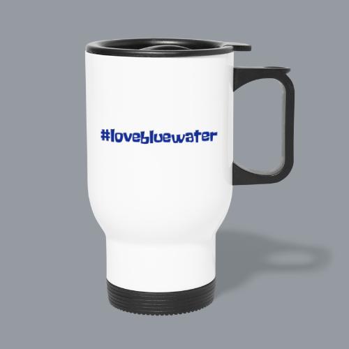 #lovebluewater - Thermobecher mit Tragegriff