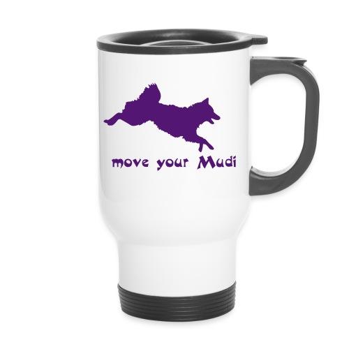 move your mudi - Travel Mug