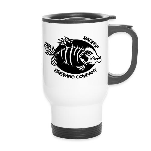 Grand logo devant - Mug thermos