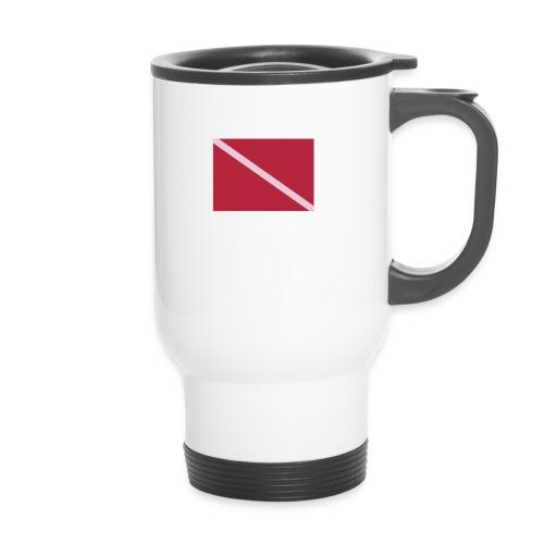 Diver Flag - Travel Mug