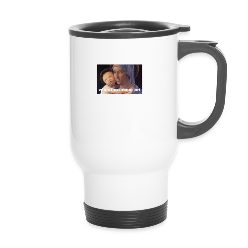 Worst Records 001 - Thermal mug with handle