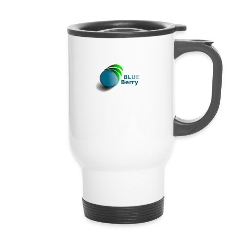 berry - Thermal mug with handle
