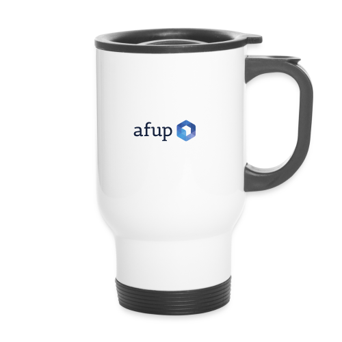 Le logo officiel de l'AFUP - Mug thermos