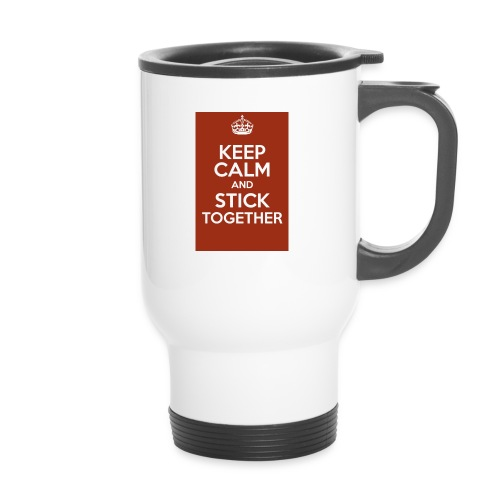 Keep calm! - Travel Mug