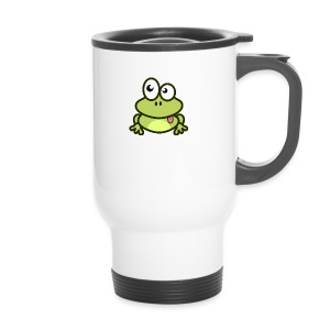 Frog Tshirt - Travel Mug
