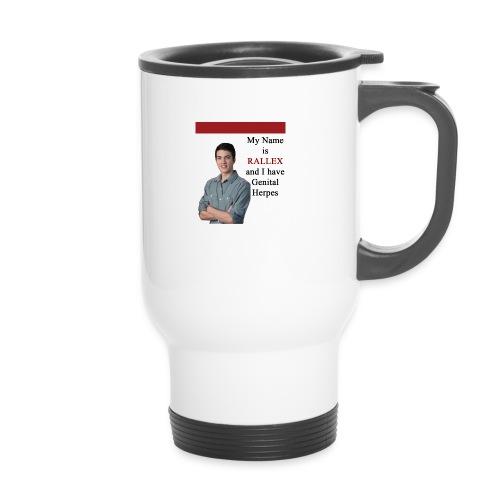 RALLEX - Thermal mug with handle