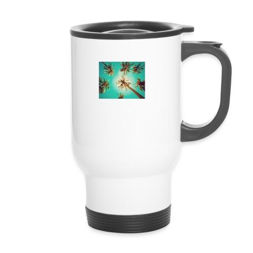 palm pinterest jpg - Travel Mug
