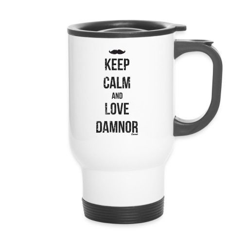 Keep calm and ... (F) - Mug thermos