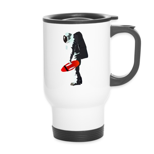 Space Lifeguard - Travel Mug