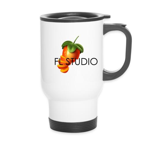 Sliced Sweaty Fruit - Thermal mug with handle